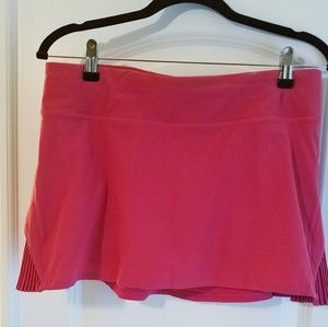 Lululemon Play of the Pleats Skirt 14""